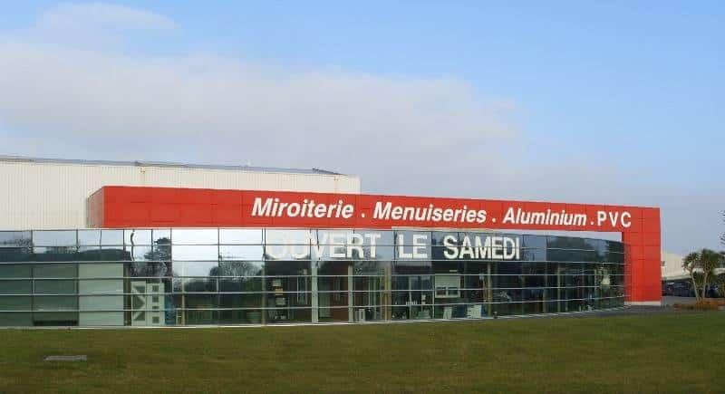 Showroom La Miroiterie Raub - PVC