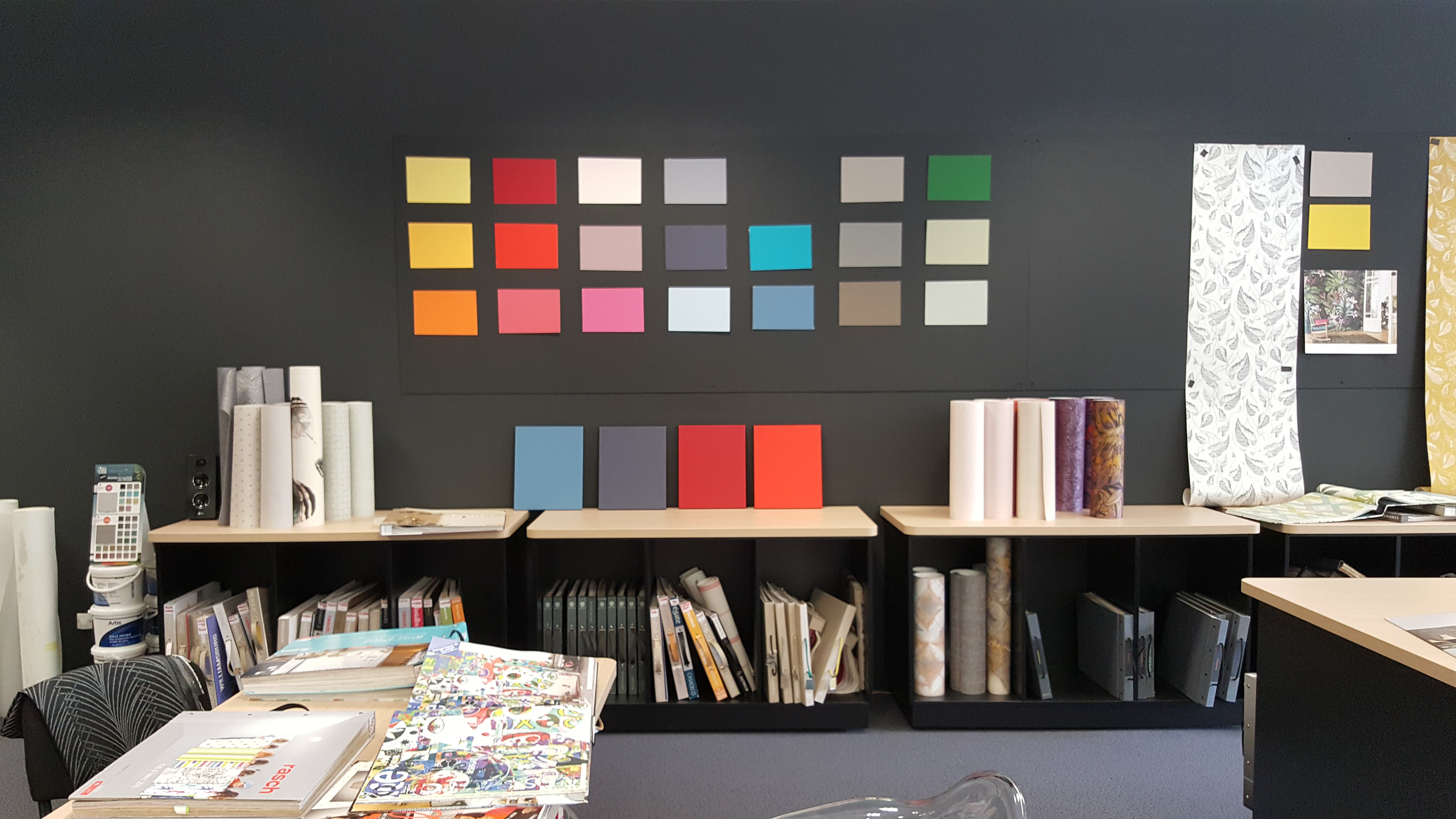 tollens brest dlicieux comment peindre une cage d. Black Bedroom Furniture Sets. Home Design Ideas